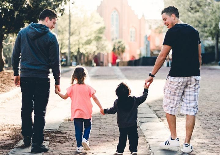 Same-Sex Marriage Legalization Forces Changes in Child Custody Determinations